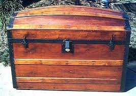 antique storage trunk old wooden chest trunk all wood dome top antique steamer trunk antique storage antique storage trunk