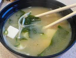 Dieta macrobiotica ricetta di zuppa di miso