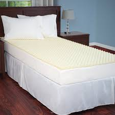 memory foam mattress topper walmart. Egg Crate Mattress Topper Twin XL Designed To Add Extra Comfort And Support. Great For Dorms, Hospital Beds, Cots, Campers, More -by, MULTI-FUNCTIONAL Memory Foam Walmart