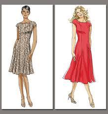 Vogue Dress Patterns Best Vogue 48