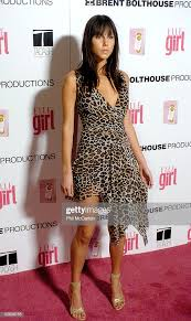 Neva Massey arrives at the First Annual ELLEGIRL Hollywood Prom party...  News Photo - Getty Images