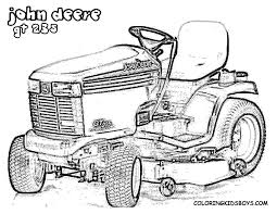 Small Picture John Deere Girls Coloring Coloring Pages
