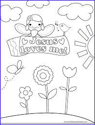 Free Sunday School Coloring Pages Coloring Pages Free School