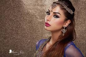 know the best bridal makeup artist of london