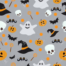 Ghost Pattern Custom Decorating Ideas