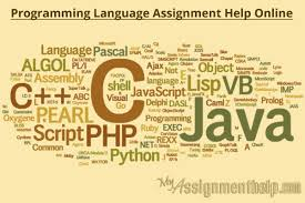 programming language assignment help for computer students programming language assignment help online