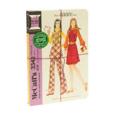 Mccall Patterns Interesting Vintage McCall's Patterns Notebook Pack Fred Aldous