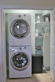 washer and dryer stackable