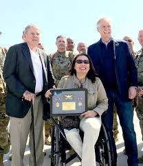 Democrat tammy duckworth was sworn in as the freshman senator from illinois on january 3, 2017—and on april 9, 2018, she became the first sitting u.s. Tammy Duckworth I Think Every Memorial Day About The Guys From Illinois That Never Made It Home State And Regional Herald Review Com