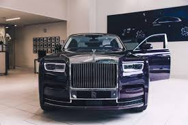 2018 rolls royce phantom interior. contemporary rolls this 2018 rollsroyce phantom is purple on perfection pertaining to  rolls royce rolls royce phantom interior t