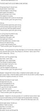 old time song lyrics for there s another good man gone wrong music lyrics as png graphic file