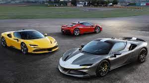 Two New Ferrari Models Planned For 2020 Carwale