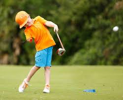 نتيجة بحث الصور عن Golf Instructor for Children
