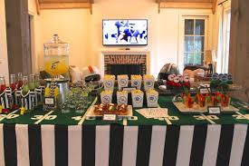 Super Bowl Party Decorating Ideas Decorating A Winning Super Bowl Party Ideas Lifestyle 17