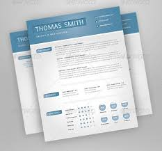 Indesign Resume Templates Outathyme Com
