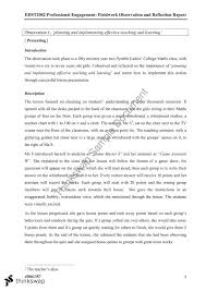 classroom observation essay child observation essays essays on child labor cover letter child marked by teachers inside the classroom