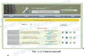 Дипломная работа информатика в экономике Проектирование  Проектирование электронной витрины портала веб сайта коммерческой фирмы Дипломная работа подготовлена и