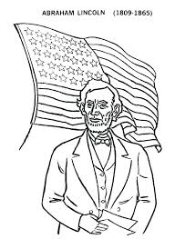 abraham lincoln coloring page coloring sheets s s free printable coloring pages abraham lincoln memorial coloring page