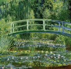 claude monet lily pond