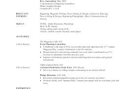 College Golf Resume Template Interesting Professional College Golf Resume Template Resume Examples College