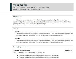 Google Docs Resume Template All Best Cv Resume Ideas