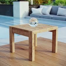teak patio side table teak table teak patio table teak end table