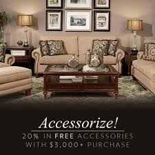 It s Time to Save BIG on Accessories at Gallery Furniture
