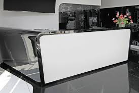 office counter desk. Desk \u0026 Workstation Executive Home Office Furniture Black Reception Counter Height Beauty L