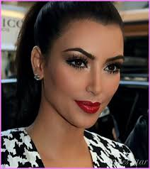 you kim kardashian eye makeup tutorial smokey eye