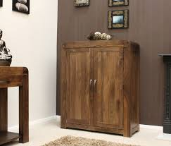 wooden shoe cabinet furniture. Furniture Shoe Cupboard. Rustic Brown Wooden Storage Cabinet With Doors In A Small F