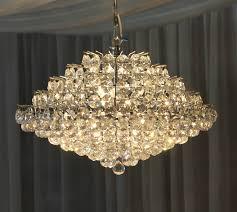 fantastic swarovski crystal chandelier