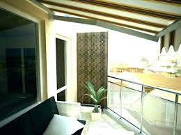 apartment patio privacy ideas. Patio Privacy Plants Balcony Screen Apartment Outdoor Ideas .