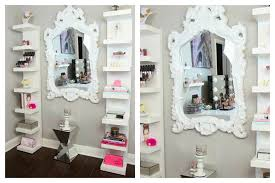 Beauty Room Decor How I Style My Ikea Lack Shelves MissLizHeart Simple Youtube Bedroom Decorating Ideas
