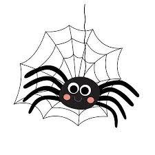 スパイダーマンの漫画をぶら下げのイラスト素材ベクタ Image 68542268