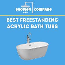 freestanding acrylic bathtub