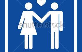 boys and girls bathroom signs. Blue Boys Bathroom Sign,blue Sign Holding Hands Boy And Girl Signs Girls