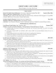Mba Student Resume Sample Resume Format Resume Development Graduate