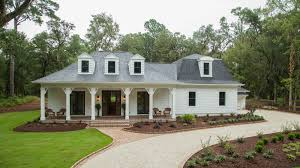southern living farmhouse revival plan charming house plans best about