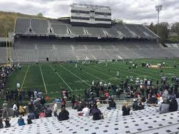Michie Stadium Section 31 Home Of Army Black Knights