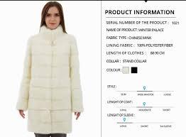 women fur coats genuine leather three colors styles mink coat fashion slim winter coats of fur