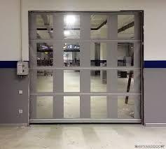 clear glass garage door. Transparent Doors Polycarbonate Clear Garage Door Glass