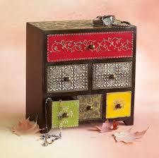 Sundance Jewelry Box
