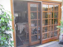 patio doors with screens clear glass door screen also small shapely