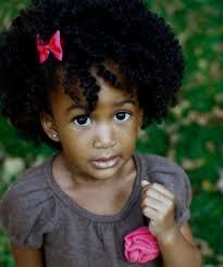Merveilleux Coiffure Black Petite Fille S N Galaise Pour Fashion