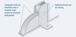 temporary wall systems modular