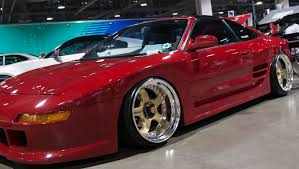 Toyota MR2 with TRD 2000GT Wide Body Kit | Auto Moto | Japan Bullet