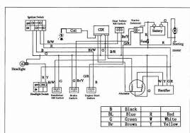 taotao 110 wiring diagram taotao wiring diagrams