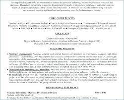 Junior Financial Analyst Resume Financial Analyst Resume Template ...