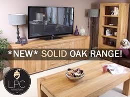 new solid oak range atlas lpc furniture