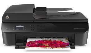 HP 4645 Faks + Fotokopi + Tarayıcı + WiFi Driver İndir - Driver İndirmeli